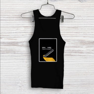 Final Fantasy VII New Game Continue Custom Men Woman Tank Top T Shirt Shirt