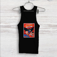 Justice League Action Custom Men Woman Tank Top T Shirt Shirt