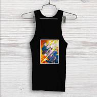 Mustang and Hughes Fullmetal Alchemist Custom Men Woman Tank Top T Shirt Shirt