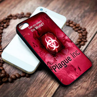 Plague Inc. on your case iphone 4 4s 5 5s 5c 6 6plus 7 case / cases