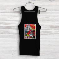Samurai Jam Bakumatsu Rock Custom Men Woman Tank Top T Shirt Shirt