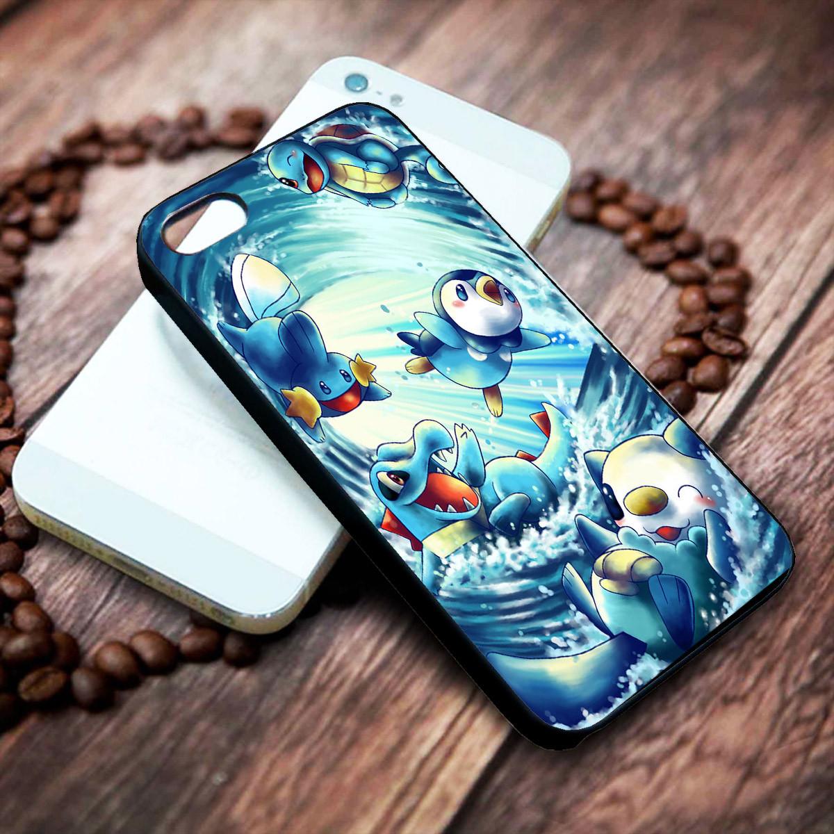 pokemon water starters 2 iphone case