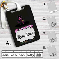 Steven Universe Select Your Fighter Custom Leather Luggage Tag