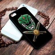 Power Rangers  green on your case iphone 4 4s 5 5s 5c 6 6plus 7 case / cases