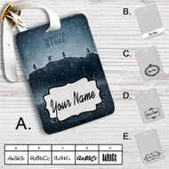 Winter is Here Game of Thrones Season 7 Custom Leather Luggage Tag