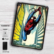 "Comic Spiderman iPad 2 3 4 iPad Mini 1 2 3 4 iPad Air 1 2 | Samsung Galaxy Tab 10.1"" Tab 2 7"" Tab 3 7"" Tab 3 8"" Tab 4 7"" Case"