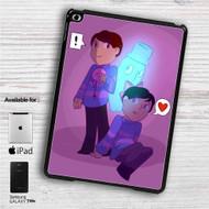 "Dan and Phil Undertale iPad 2 3 4 iPad Mini 1 2 3 4 iPad Air 1 2 | Samsung Galaxy Tab 10.1"" Tab 2 7"" Tab 3 7"" Tab 3 8"" Tab 4 7"" Case"