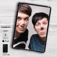 "Dan and Phil iPad 2 3 4 iPad Mini 1 2 3 4 iPad Air 1 2 | Samsung Galaxy Tab 10.1"" Tab 2 7"" Tab 3 7"" Tab 3 8"" Tab 4 7"" Case"