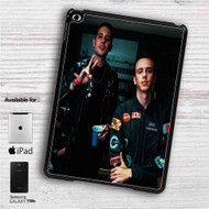 "G-Eazy & Logic The Endless Summer Tour iPad 2 3 4 iPad Mini 1 2 3 4 iPad Air 1 2 | Samsung Galaxy Tab 10.1"" Tab 2 7"" Tab 3 7"" Tab 3 8"" Tab 4 7"" Case"