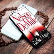 Radiant Angel  Nelson DeMille on your case iphone 4 4s 5 5s 5c 6 6plus 7 case / cases