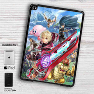 "Shulk Super Smash Bros iPad 2 3 4 iPad Mini 1 2 3 4 iPad Air 1 2 | Samsung Galaxy Tab 10.1"" Tab 2 7"" Tab 3 7"" Tab 3 8"" Tab 4 7"" Case"