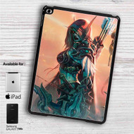 "Sylvanas Queen of The Forsaken iPad 2 3 4 iPad Mini 1 2 3 4 iPad Air 1 2 | Samsung Galaxy Tab 10.1"" Tab 2 7"" Tab 3 7"" Tab 3 8"" Tab 4 7"" Case"