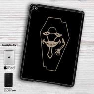 "The Laughing Coffin Sword Art Online iPad 2 3 4 iPad Mini 1 2 3 4 iPad Air 1 2 | Samsung Galaxy Tab 10.1"" Tab 2 7"" Tab 3 7"" Tab 3 8"" Tab 4 7"" Case"