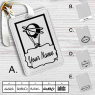Niantic The Pokemon Company Custom Leather Luggage Tag