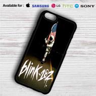 Blink 182 Since 1992 iPhone 4/4S 5 S/C/SE 6/6S Plus 7| Samsung Galaxy S4 S5 S6 S7 NOTE 3 4 5| LG G2 G3 G4| MOTOROLA MOTO X X2 NEXUS 6| SONY Z3 Z4 MINI| HTC ONE X M7 M8 M9 M8 MINI CASE