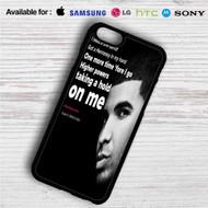 Drake Feat WizKid and Kyla One Dance iPhone 4/4S 5 S/C/SE 6/6S Plus 7| Samsung Galaxy S4 S5 S6 S7 NOTE 3 4 5| LG G2 G3 G4| MOTOROLA MOTO X X2 NEXUS 6| SONY Z3 Z4 MINI| HTC ONE X M7 M8 M9 M8 MINI CASE