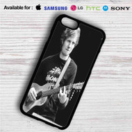 Ed Sheeran With Guitar iPhone 4/4S 5 S/C/SE 6/6S Plus 7| Samsung Galaxy S4 S5 S6 S7 NOTE 3 4 5| LG G2 G3 G4| MOTOROLA MOTO X X2 NEXUS 6| SONY Z3 Z4 MINI| HTC ONE X M7 M8 M9 M8 MINI CASE