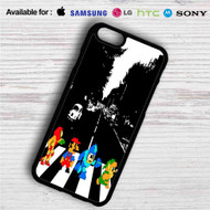 Mario Zelda Megaman Abbey Road iPhone 4/4S 5 S/C/SE 6/6S Plus 7| Samsung Galaxy S4 S5 S6 S7 NOTE 3 4 5| LG G2 G3 G4| MOTOROLA MOTO X X2 NEXUS 6| SONY Z3 Z4 MINI| HTC ONE X M7 M8 M9 M8 MINI CASE