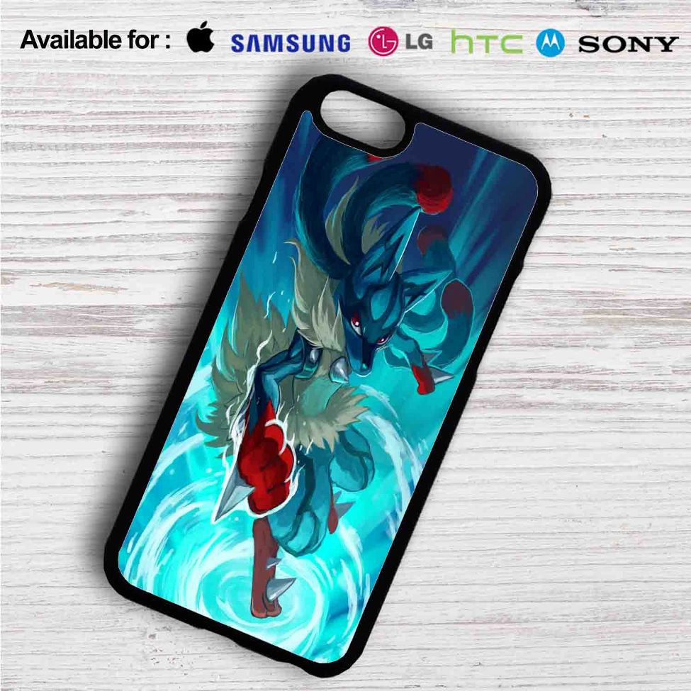 Pokemon Lucario 1 iphone case
