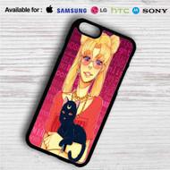Sailor Moon Hipster iPhone 4/4S 5 S/C/SE 6/6S Plus 7| Samsung Galaxy S4 S5 S6 S7 NOTE 3 4 5| LG G2 G3 G4| MOTOROLA MOTO X X2 NEXUS 6| SONY Z3 Z4 MINI| HTC ONE X M7 M8 M9 M8 MINI CASE