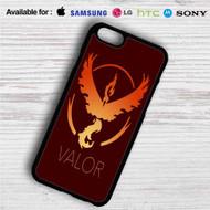 Team Valor Pokemon iPhone 4/4S 5 S/C/SE 6/6S Plus 7| Samsung Galaxy S4 S5 S6 S7 NOTE 3 4 5| LG G2 G3 G4| MOTOROLA MOTO X X2 NEXUS 6| SONY Z3 Z4 MINI| HTC ONE X M7 M8 M9 M8 MINI CASE