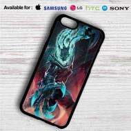 Thresh League of Legends iPhone 4/4S 5 S/C/SE 6/6S Plus 7| Samsung Galaxy S4 S5 S6 S7 NOTE 3 4 5| LG G2 G3 G4| MOTOROLA MOTO X X2 NEXUS 6| SONY Z3 Z4 MINI| HTC ONE X M7 M8 M9 M8 MINI CASE