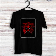 Deadpool Wade Wilson Custom T Shirt Tank Top Men and Woman