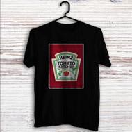 Heinz Tomato Ketchup Custom T Shirt Tank Top Men and Woman