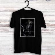 Joe Perry Aerosmith Custom T Shirt Tank Top Men and Woman