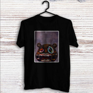 Kanye West Dark Bear Custom T Shirt Tank Top Men and Woman