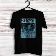 The Beatles Hollywood Bowl Custom T Shirt Tank Top Men and Woman