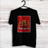 The Incredibles Bob Burgers Custom T Shirt Tank Top Men and Woman