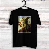 Zelda Temple of Time Custom T Shirt Tank Top Men and Woman
