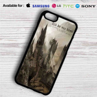 Hogwarts But He Was Home iPhone 4/4S 5 S/C/SE 6/6S Plus 7| Samsung Galaxy S4 S5 S6 S7 NOTE 3 4 5| LG G2 G3 G4| MOTOROLA MOTO X X2 NEXUS 6| SONY Z3 Z4 MINI| HTC ONE X M7 M8 M9 M8 MINI CASE