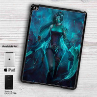 "Akali League of Legends iPad 2 3 4 iPad Mini 1 2 3 4 iPad Air 1 2 | Samsung Galaxy Tab 10.1"" Tab 2 7"" Tab 3 7"" Tab 3 8"" Tab 4 7"" Case"