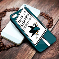 San Jose Sharks 2 on your case iphone 4 4s 5 5s 5c 6 6plus 7 case / cases