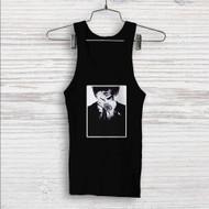 Black Butler Sebastian Michaelis Custom Men Woman Tank Top T Shirt Shirt