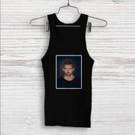 Calvin Harris Custom Men Woman Tank Top T Shirt Shirt