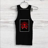 Deadpool Wade Wilson Custom Men Woman Tank Top T Shirt Shirt