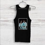 Demi Lovato and Nick Jonas Custom Men Woman Tank Top T Shirt Shirt