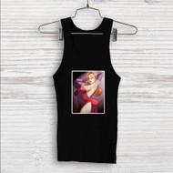 Jessica Rabbit Sexy Pose Disney Custom Men Woman Tank Top T Shirt Shirt