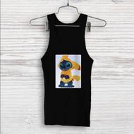 Stitch as Pikachu Pokemon Custom Men Woman Tank Top T Shirt Shirt