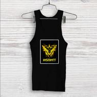 Team Instinct Pokemon GO Custom Men Woman Tank Top T Shirt Shirt