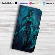 Akali League of Legends Custom Leather Wallet iPhone 4/4S 5S/C 6/6S Plus 7| Samsung Galaxy S4 S5 S6 S7 Note 3 4 5| LG G2 G3 G4| Motorola Moto X X2 Nexus 6| Sony Z3 Z4 Mini| HTC ONE X M7 M8 M9 Case