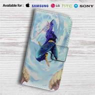 Future Trunks Dragon Ball Z Custom Leather Wallet iPhone 4/4S 5S/C 6/6S Plus 7| Samsung Galaxy S4 S5 S6 S7 Note 3 4 5| LG G2 G3 G4| Motorola Moto X X2 Nexus 6| Sony Z3 Z4 Mini| HTC ONE X M7 M8 M9 Case