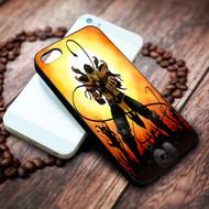 scorpion mortal kombat on your case iphone 4 4s 5 5s 5c 6 6plus 7 case / cases
