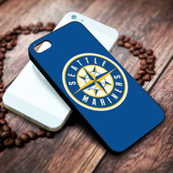 Seattle Mariners 2 on your case iphone 4 4s 5 5s 5c 6 6plus 7 case / cases