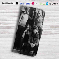 Pink Floyd Family Custom Leather Wallet iPhone 4/4S 5S/C 6/6S Plus 7| Samsung Galaxy S4 S5 S6 S7 Note 3 4 5| LG G2 G3 G4| Motorola Moto X X2 Nexus 6| Sony Z3 Z4 Mini| HTC ONE X M7 M8 M9 Case