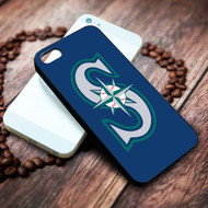 Seattle Mariners 3 on your case iphone 4 4s 5 5s 5c 6 6plus 7 case / cases
