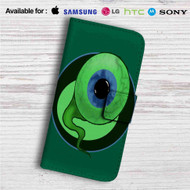 Sam the Septic Eye Custom Leather Wallet iPhone 4/4S 5S/C 6/6S Plus 7| Samsung Galaxy S4 S5 S6 S7 Note 3 4 5| LG G2 G3 G4| Motorola Moto X X2 Nexus 6| Sony Z3 Z4 Mini| HTC ONE X M7 M8 M9 Case